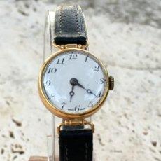 Relojes de pulsera: RELOJ TRENCH MUJER AÑOS 30. Lote 195420682