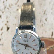 Relojes de pulsera: RELOJ BEL-LA GENEVE MECANICO ,MUJER AÑOS 60. Lote 195423273