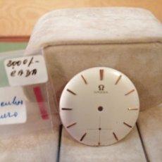 Relojes de pulsera: MOSTRADOR ÓMEGA COM TRASSOS EM ORO 30.IL. Lote 195431237