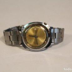 Relojes de pulsera: RELOJ DE PULSERA DE CABALLERO BULER DE LUXE MADE IN SUIZA.. Lote 195447435