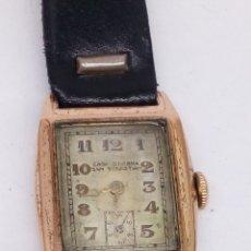 Relojes de pulsera: RELOJ CASA GINEBRA SAN SEBASTIAN ANTIGUO EN FUNCIONAMIENTO. Lote 195461746