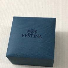 Relojes de pulsera: CAJA FESTINA. Lote 195468707