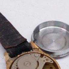 Relojes de pulsera: RELOJ THUSSY CARGA MANUAL PARA PIEZAS. Lote 195469822