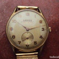 Relojes de pulsera: LANCO. Lote 195479145