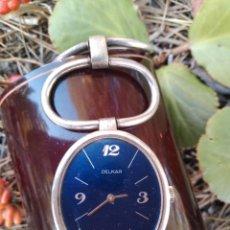 Relojes de pulsera: RELOJ CARGA MANUAL DELKAR. Lote 195481866