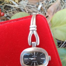 Relojes de pulsera: RELOJ EFRICO INCABLOC DE PLATA 835 CARGA MANUAL. Lote 195486725