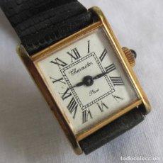 Relojes de pulsera: RELOJ DE CUERDA THERMIDOR DE SEÑORA FUNCIONANDO. Lote 195512032