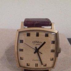 Relojes de pulsera: CORNAVIN HOMBRE. Lote 195547282