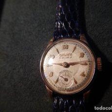 Relojes de pulsera: CAUNY PRIMA. Lote 211706734