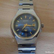 Relojes de pulsera: ANTIGUO Y ELEGANTE RELOJ DUWARD TRIUMPH FUNCIONANDO. MUY BUEN ESTADO. Lote 196112023
