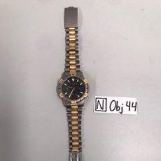 Relojes de pulsera: RELOJ SEATTLE TITANIO. Lote 196244676