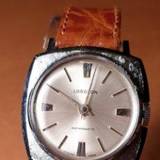 Relojes de pulsera: RELOJ VINTAGE LORDSON. Lote 196271390