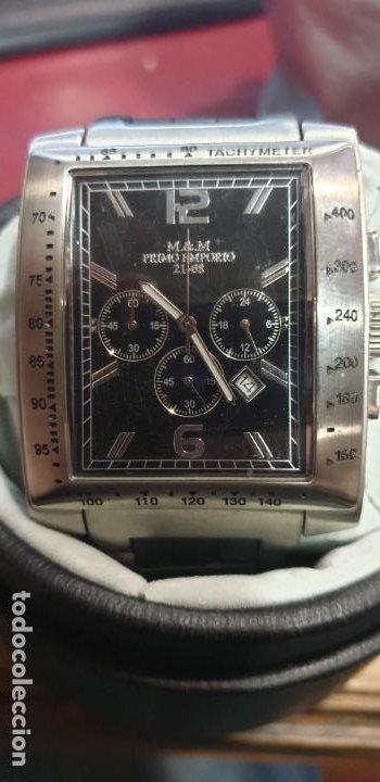 RELOJ DE PULSERA PRIMO EMPORIO M&M 21-68 CAJA TERMIDOR (Relojes - Pulsera Carga Manual)