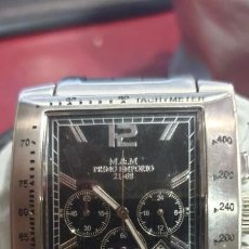 Relojes de pulsera: RELOJ DE PULSERA PRIMO EMPORIO M&M 21-68 CAJA TERMIDOR. Lote 196723635