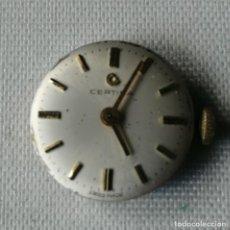 Orologi da polso: PEQUEÑO MECANISMO DE RELOJ DE PULSERA DE SEÑORA MARCA CERTINA 17-25.. Lote 197042105