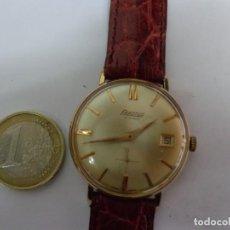 Montres-bracelets: ANTIGUO AÑOS 60 VINTAGE Y BONITO RELOJ CABALLERO A CUERDA EXACTUS IMPECABLE FUNCIONANDO. Lote 197224895