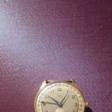 Relojes de pulsera: ORIS - SWISS MADE - ANTIGUO RELOJ AÑOS 50/60 CHAPADO, CALENDARIO EN LA ESFERA, FUNCIONA. Lote 197511436