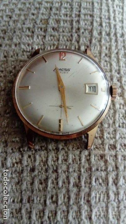 Relojes de pulsera: Precioso Reloj Exactus - Foto 2 - 198100687