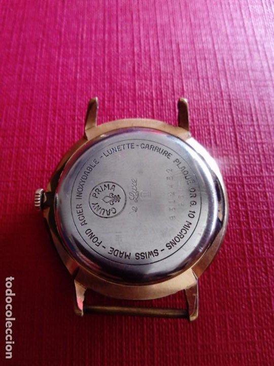 Relojes de pulsera: Original Reloj Cauny Prima de 37,5 mm - Foto 2 - 198292706