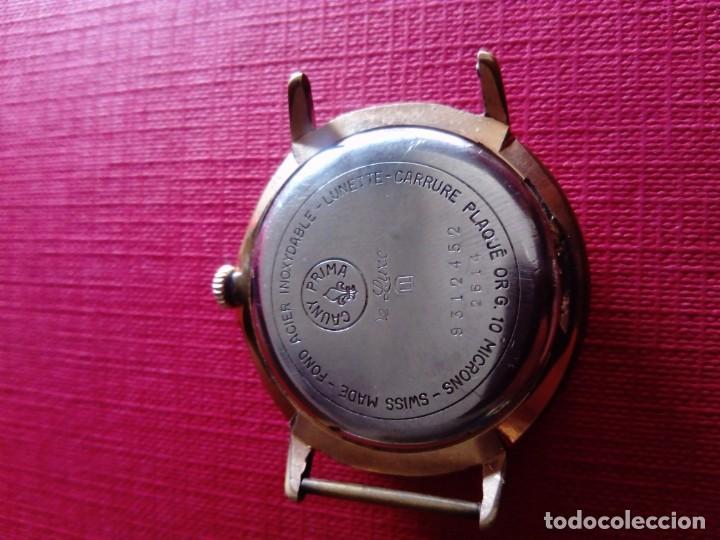 Relojes de pulsera: Original Reloj Cauny Prima de 37,5 mm - Foto 3 - 198292706