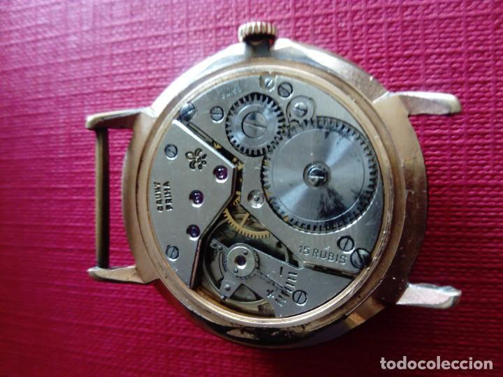 Relojes de pulsera: Original Reloj Cauny Prima de 37,5 mm - Foto 4 - 198292706