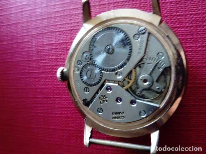 Relojes de pulsera: Original Reloj Cauny Prima de 37,5 mm - Foto 5 - 198292706