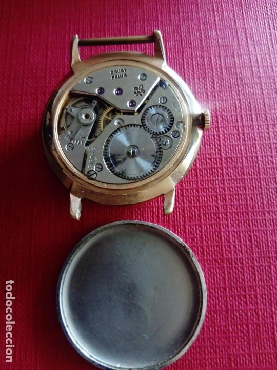 Relojes de pulsera: Original Reloj Cauny Prima de 37,5 mm - Foto 6 - 198292706