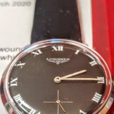 Relojes de pulsera: RELOJ LONGINES DE CARGA MANUAL 17JEWES CALIBRE 302 DEL AÑO.1968. Lote 198417903