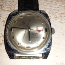 Relojes de pulsera: PRECIOSO RELOJ DE CUERDA MORTIMA FUNCIONA PERFECTAMENTE. Lote 198431147