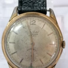 Relojes de pulsera: CRISTAL WATCH. Lote 198457501