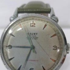 Relojes de pulsera: CAUNY. Lote 198736827