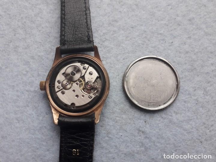 Relojes de pulsera: Reloj Clásico de Caballero. Swiss made. Funcionando. - Foto 3 - 199287241