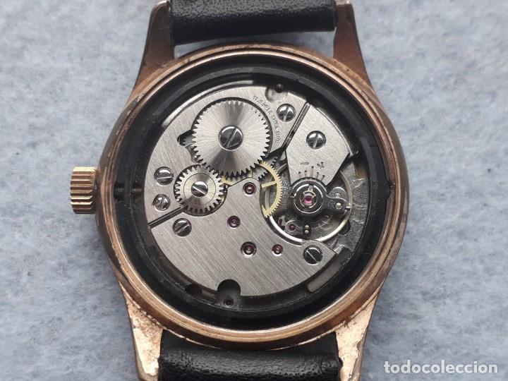 Relojes de pulsera: Reloj Clásico de Caballero. Swiss made. Funcionando. - Foto 4 - 199287241