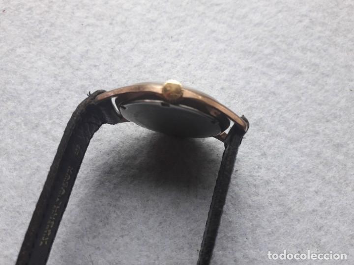 Relojes de pulsera: Reloj Clásico de Caballero. Swiss made. Funcionando. - Foto 6 - 199287241