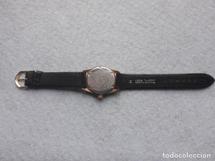 Relojes de pulsera: Reloj Clásico de Caballero. Swiss made. Funcionando. - Foto 9 - 199287241