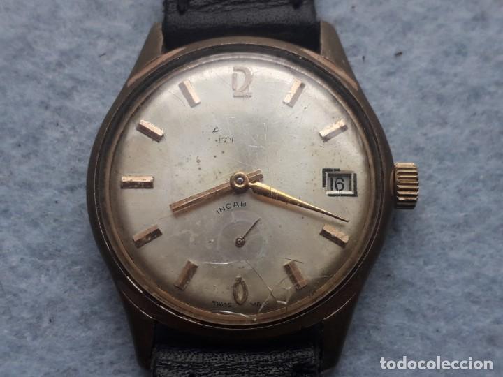 Relojes de pulsera: Reloj Clásico de Caballero. Swiss made. Funcionando. - Foto 8 - 199287241