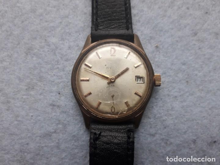 Relojes de pulsera: Reloj Clásico de Caballero. Swiss made. Funcionando. - Foto 11 - 199287241