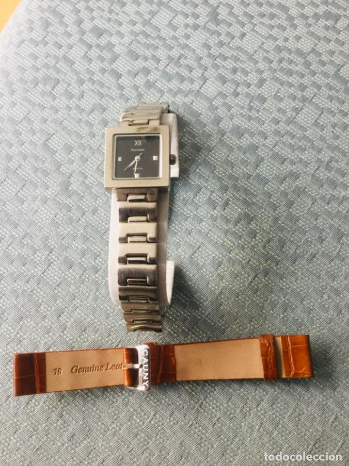 Relojes de pulsera: Reloj Thermidor de mujer de pulsera, de cuarzo, todo de acero inoxidable - Foto 2 - 199800307