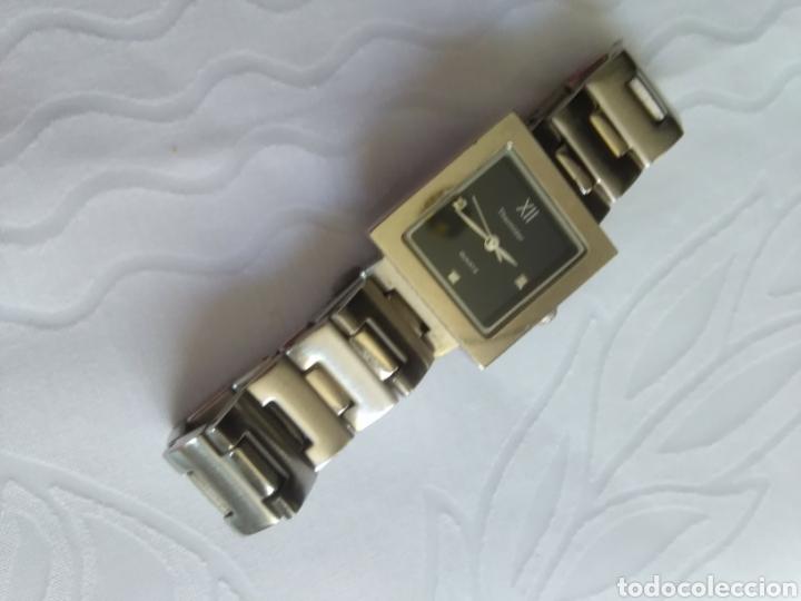 Relojes de pulsera: Reloj Thermidor de mujer de pulsera, de cuarzo, todo de acero inoxidable - Foto 5 - 199800307