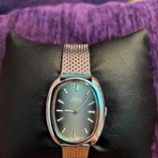 Relojes de pulsera: RELOJ DE SEÑORA AERO NEUCHATEL, SUIZO, ÚNICO, VER. Lote 200071921