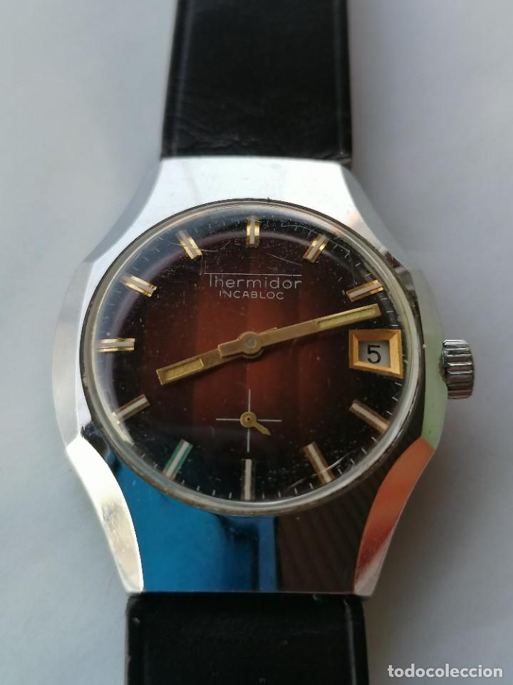 THERMIDOR (Relojes - Pulsera Carga Manual)