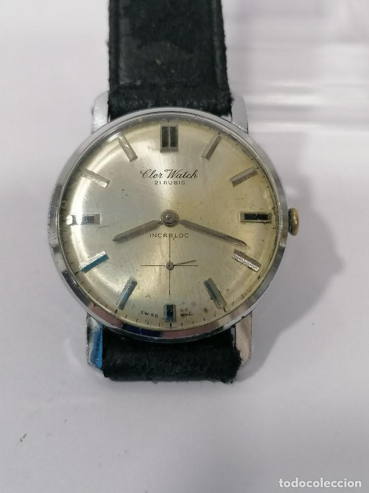 CLER WATCH (Relojes - Pulsera Carga Manual)