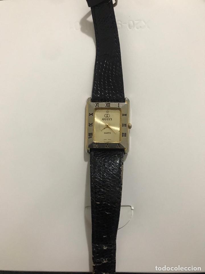 RELOJ GUCCI (Relojes - Pulsera Carga Manual)