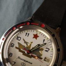 Relojes de pulsera: RELOJ RUSO VOSTOK AMFIBIA AUTOMATICO PROCEDENTE DE STOCK. Lote 234481945