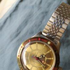 Relojes de pulsera: RELOJ MILITAR RUSO VOSTOK AMFIBIA SUMERGIBLE UNION SOVIETICA. DE STOCK. Lote 200804455