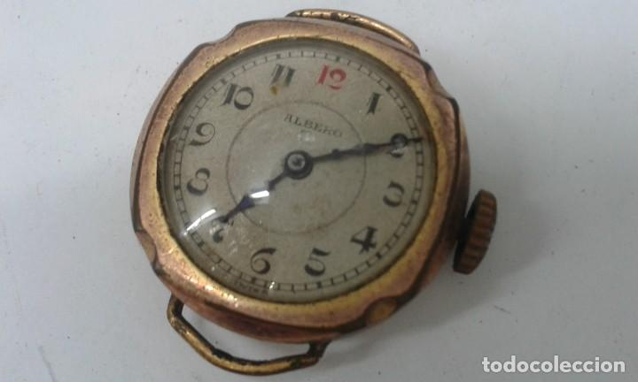 RELOJ ANTIGUO ALBERO DE LOS AÑOS 30 (Relojes - Pulsera Carga Manual)