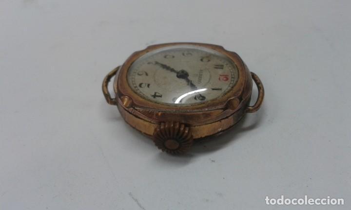 Relojes de pulsera: RELOJ ANTIGUO ALBERO DE LOS AÑOS 30 - Foto 3 - 201156912
