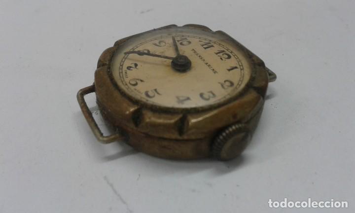 RELOJ ANTIGUO TRANSMARINE DE LOS AÑOS 30 SUIZO (Relojes - Pulsera Carga Manual)