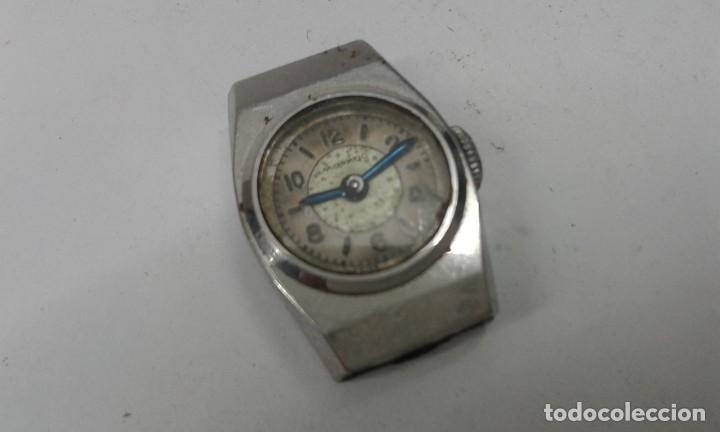 PEQUEÑÍSIMO RELOJ MOVADO ANTIGUO DE LOS AÑOS 30 (Relojes - Pulsera Carga Manual)