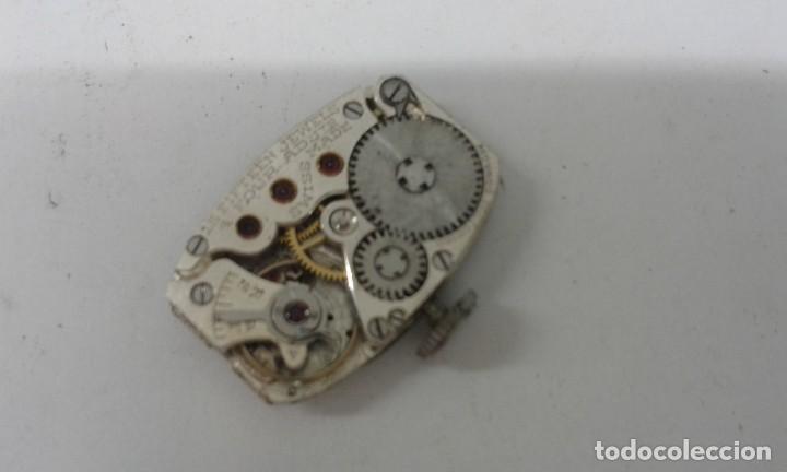 Relojes de pulsera: pequeñísimo reloj MOVADO antiguo de los años 30 - Foto 4 - 201158027